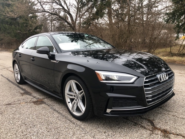 New 2018 Audi A5 2.0T Premium Plus Sportback for sale in Bloomington, IN