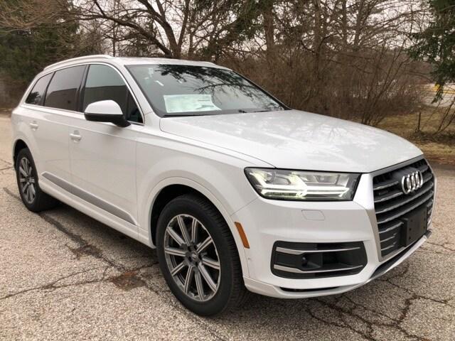 New 2019 Audi Q7 3.0T Prestige SUV for sale in Bloomington, IN