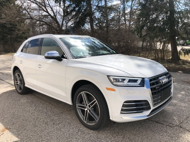 New 2019 Audi SQ5 3.0T Premium Plus SUV for sale in Bloomington, IN