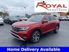 New  2020 Volkswagen Atlas Cross Sport 3.6L V6 SEL Premium 4MOTION SUV in Bloomington IN