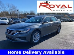 New  2021 Volkswagen Passat 2.0T S Sedan in Bloomington IN