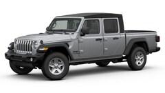 New 2020 Jeep Gladiator SPORT S 4X4 Crew Cab 1C6HJTAG4LL113246 for sale near Oneonta, NY