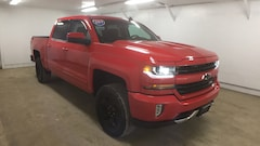 Used 2017 Chevrolet Silverado 1500 LT w/1LT Truck Crew Cab for sale near Oneonta, NY