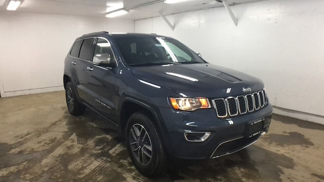 New 2019 Jeep Grand Cherokee LIMITED 4X4 Sport Utility for sale in Oneonta, NY