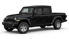 New 2020 Jeep Gladiator SPORT S 4X4 Crew Cab 1C6HJTAG4LL113084 for sale near Oneonta, NY