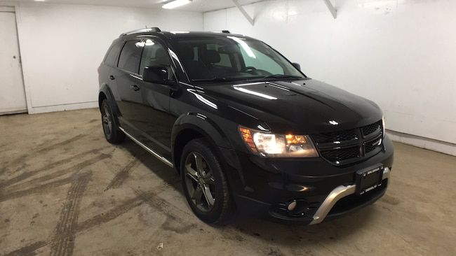 Used 2016 Dodge Journey Crossroad SUV for sale in Oneonta, NY