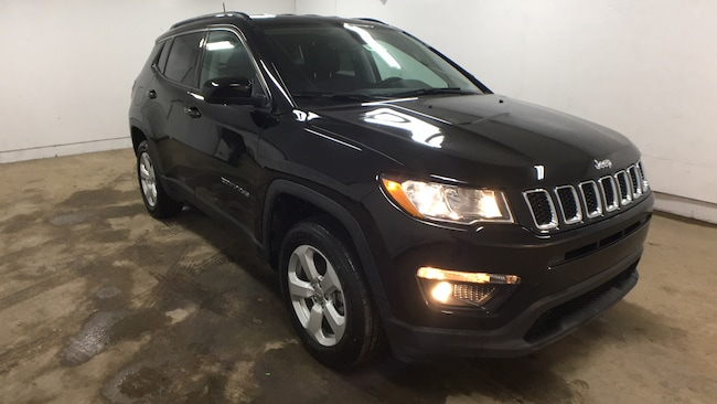 New 2019 Jeep Compass LATITUDE 4X4 Sport Utility for sale in Oneonta, NY