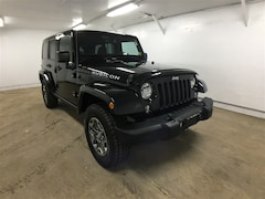 Used 2014 Jeep Wrangler Unlimited Rubicon 4x4 SUV for sale in Oneonta, NY