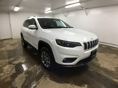 New 2019 Jeep Cherokee LATITUDE PLUS 4X4 Sport Utility for sale near Oneonta, NY
