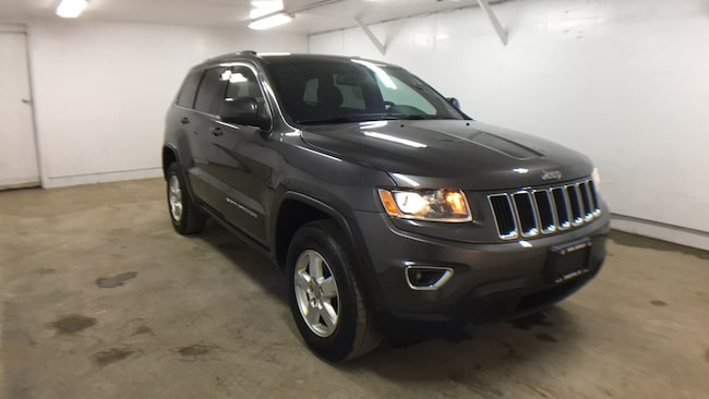Used 2015 Jeep Grand Cherokee Laredo 4x4 SUV for sale in Oneonta, NY