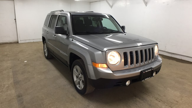 Used 2016 Jeep Patriot Latitude SUV for sale in Oneonta, NY
