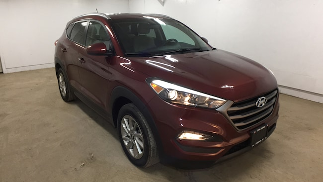 Certified Pre-Owned 2016 Hyundai Tucson SE w/Beige Interior SUV for sale in Oneonta, NY