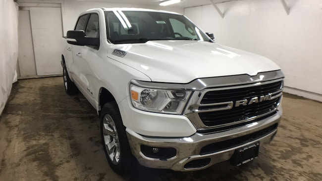 New 2019 Ram 1500 BIG HORN / LONE STAR CREW CAB 4X4 5'7 BOX Crew Cab for sale in Oneonta, NY