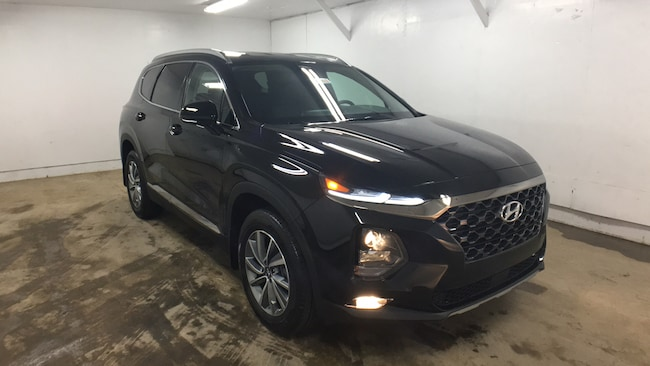 New 2019 Hyundai Santa Fe SEL SUV 5NMS3CAD1KH124865 for sale in Oneonta, NY