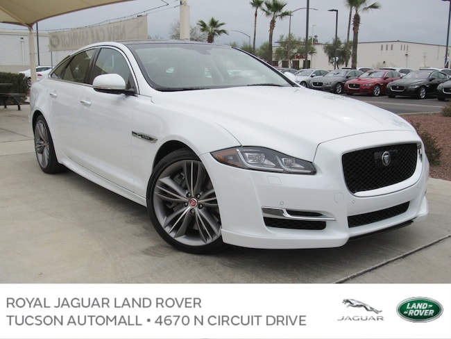 2017 Jaguar XJ XJ Supercharged Sedan