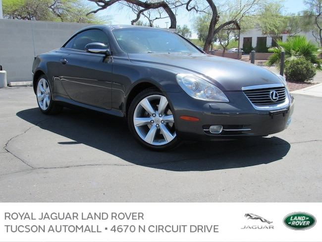 2007 LEXUS SC 430 Base Convertible