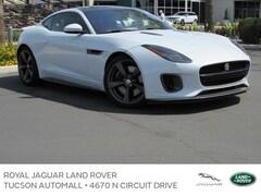 2018 Jaguar F-TYPE 400 Sport Coupe
