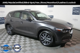 Certified Pre-Owned 2018 Mazda Mazda CX-5 Grand Touring SUV PS8288 for Sale near Wilsonville, OR, at Royal Moore Mazda