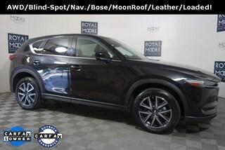 Used 2018 Mazda Mazda CX-5 Grand Touring SUV PR8390 for Sale in Hillsboro, OR, at Royal Moore Mazda
