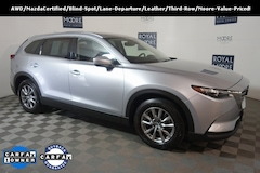 Certified Pre-Owned 2018 Mazda Mazda CX-9 Touring SUV for Sale in Hillsboro, OR, at Royal Moore Mazda
