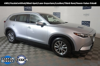 Certified Pre-Owned 2018 Mazda Mazda CX-9 Touring SUV PR8348 for Sale near Wilsonville, OR, at Royal Moore Mazda