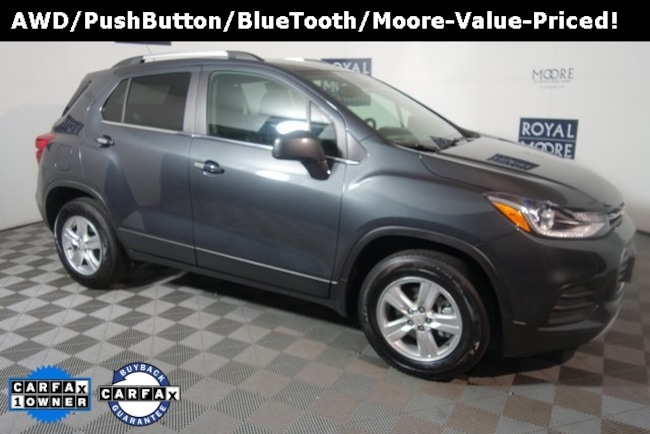 Used 2017 Chevrolet Trax For Sale Hillsboro Or