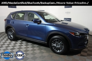 Certified Pre-Owned 2017 Mazda Mazda CX-5 Sport SUV P8358 for Sale near Wilsonville, OR, at Royal Moore Mazda