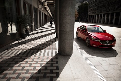 The Cutting-Edge Features You Will Find in a Mazda