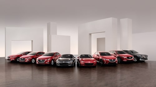 Mazda Named a 'Best Car Brand' in 2018