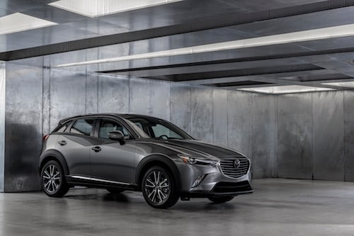 Safety Makes the 2018 Mazda CX-3 a Great Choice