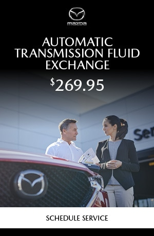 Automatic Transmission Fluid Exchange