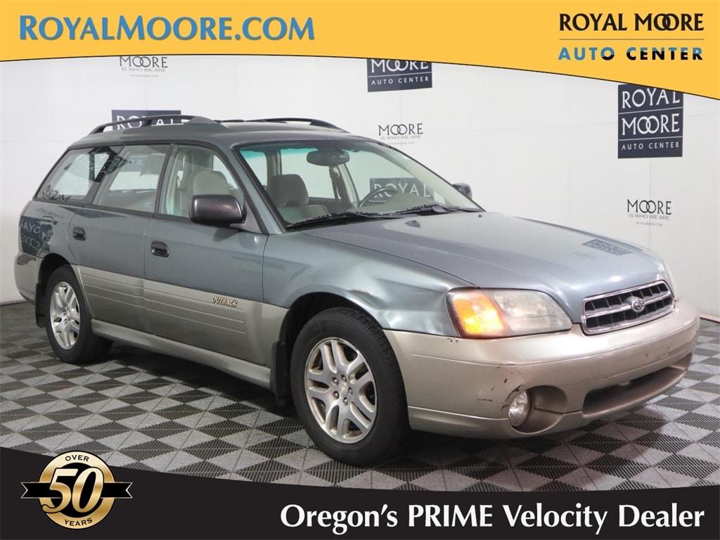 2002 Subaru Outback 2.5 Wagon