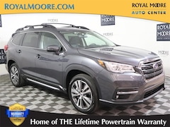 New 2021 Subaru Ascent Limited 8-Passenger SUV for Sale in Hillsboro OR at Royal Moore Subaru