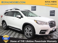 New 2021 Subaru Ascent Limited 7-Passenger SUV for Sale in Hillsboro OR at Royal Moore Subaru