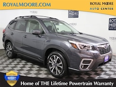 New 2021 Subaru Forester Limited SUV 71896 for Sale in Hillsboro OR at Royal Moore Subaru