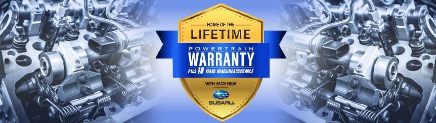Subaru Lifetime Warranty in Hillboro | Royal Moore Subaru