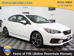 New 2021 Subaru Impreza Sport Sedan for Sale in Oregon at Royal Moore Subaru