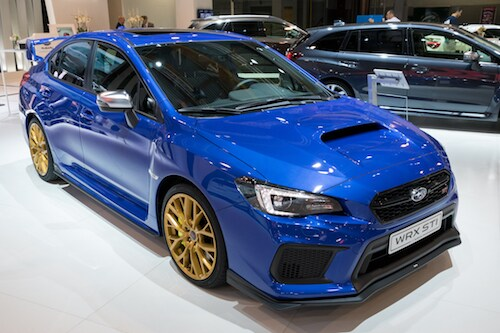 7 Standout Features on the WRX