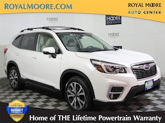 New 2021 Subaru Forester Limited SUV 71898 for Sale in Hillsboro OR at Royal Moore Subaru