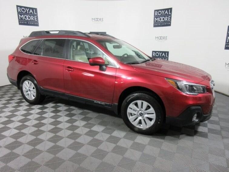 New 2019 Subaru Outback 2.5i Premium SUV For Sale/Lease Near Portland