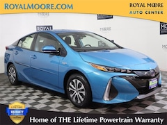 New 2021 Toyota Prius Prime LE Hatchback 81755 for Sale in Hillsboro, OR, Royal Moore Toyota