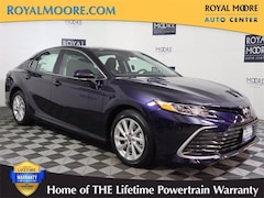 New 2021 Toyota Camry LE Sedan 81051X for Sale in Hillsboro, OR, Royal Moore Toyota