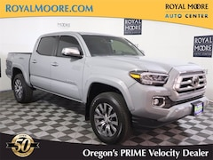 Used 2021 Toyota Tacoma Limited 4 for Sale in Hillsboro OR at Royal Moore Toyota