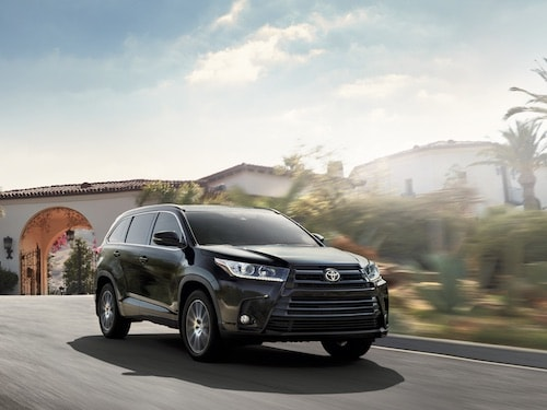 Looking For a Midsize SUV
