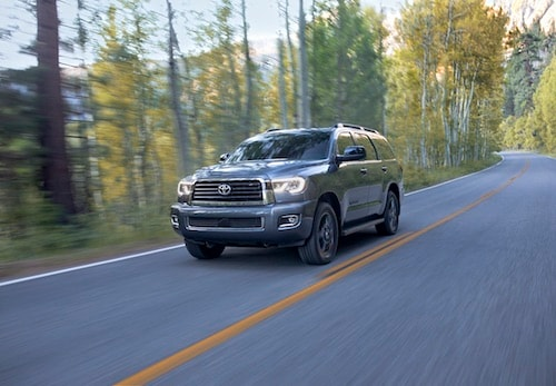 Toyota Large Suv >> Looking For A Large Suv Consider The Toyota Sequoia Royal