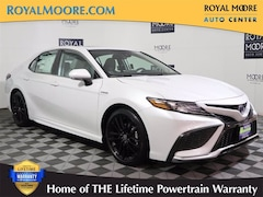 New 2021 Toyota Camry Hybrid XSE Sedan 81212 for Sale in Hillsboro, OR, at Royal Moore Toyota