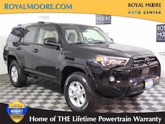New 2021 Toyota 4Runner SR5 SUV 81850 for Sale in Hillsboro, OR, Royal Moore Toyota