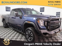 Used 2020 GMC Sierra 3500HD AT4 Truck for Sale in Hillsboro, OR, at Royal Moore Toyota