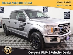 Used 2020 Ford F-150 XLT Truck for Sale in Hillsboro, OR, at Royal Moore Toyota