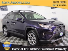 New 2021 Toyota RAV4 Limited SUV 81879 for Sale in Hillsboro, OR, Royal Moore Toyota